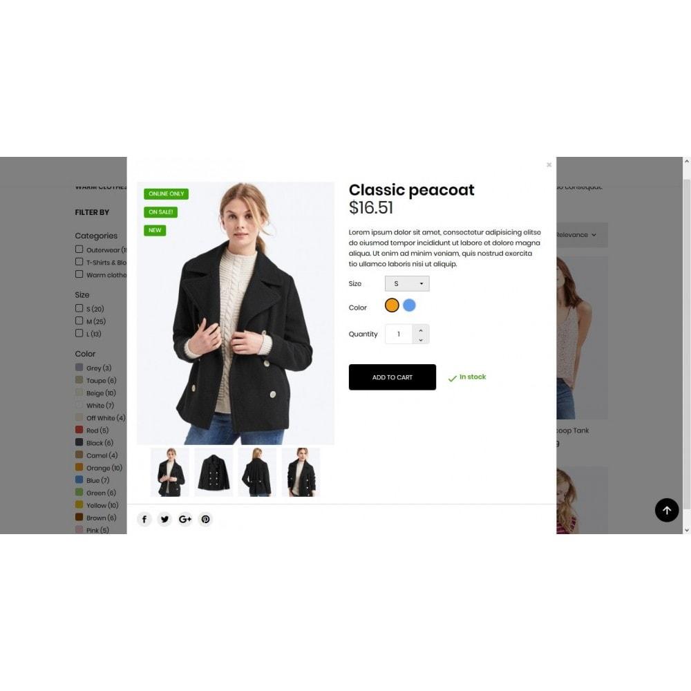 theme - Moda & Calzature - PeopleTalk Fashion Store - 11