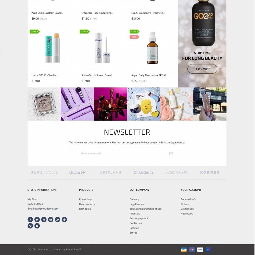 theme - Salud y Belleza - Venus Cosmetics - 4