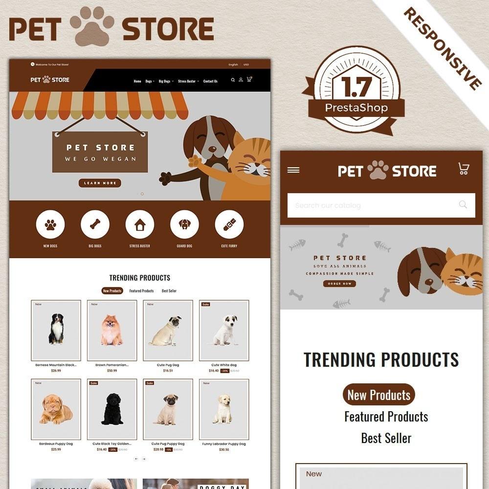 theme - Tier - Tierhandlung - 2