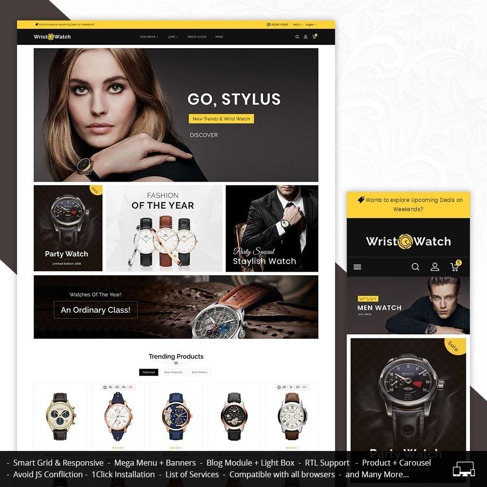theme - Joalheria & Acessórios - Wrist Watches - 1