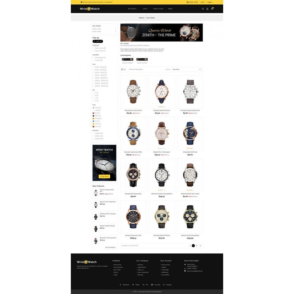 theme - Bijoux & Accessoires - Wrist Watches - 3