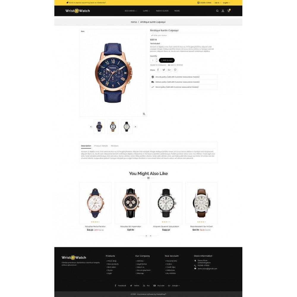 theme - Joalheria & Acessórios - Wrist Watches - 5