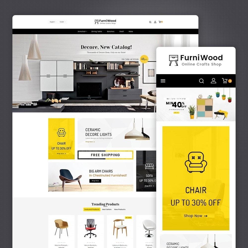 theme - Casa & Giardino - FurniWood Decoration - 2