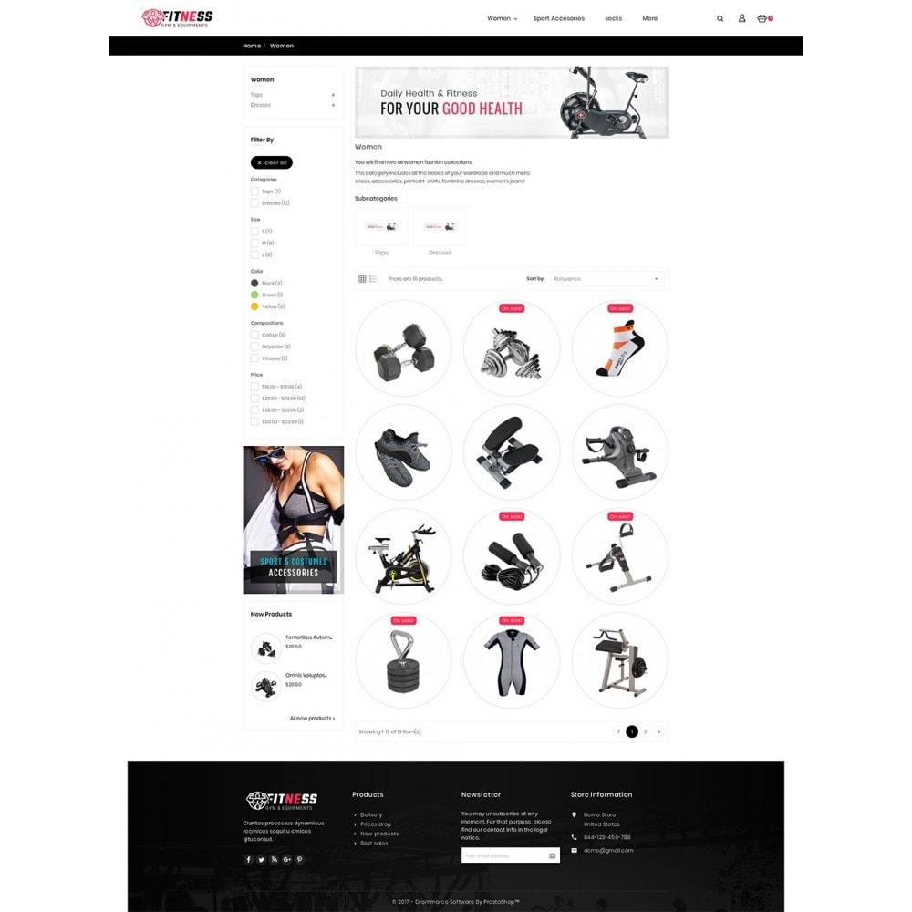theme - Sport, Loisirs & Voyage - Fitness Gym Equipment - 4