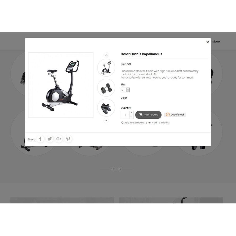 theme - Sport, Loisirs & Voyage - Fitness Gym Equipment - 8