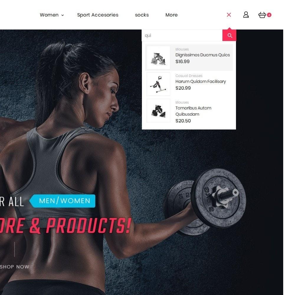 theme - Sport, Aktivitäten & Reise - Fitness Gym Equipment - 10