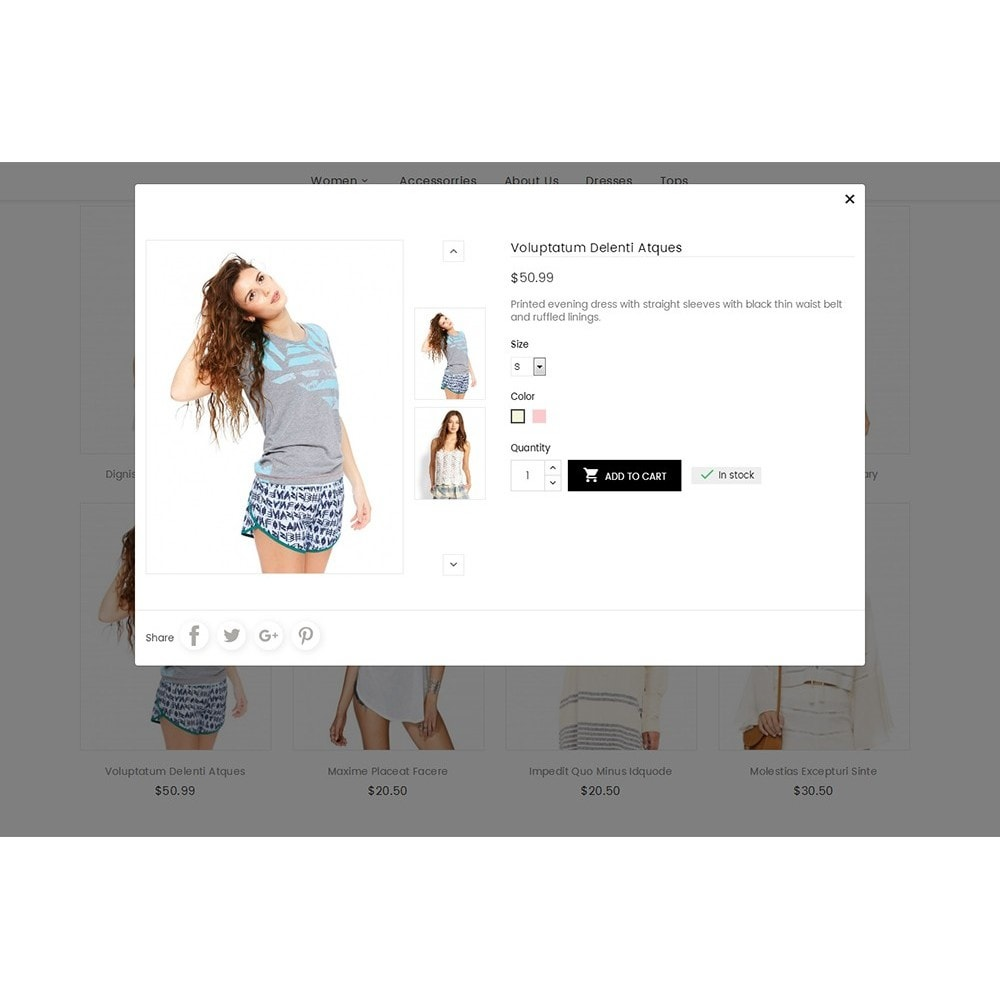 theme - Moda y Calzado - Fashion Apparels - 8