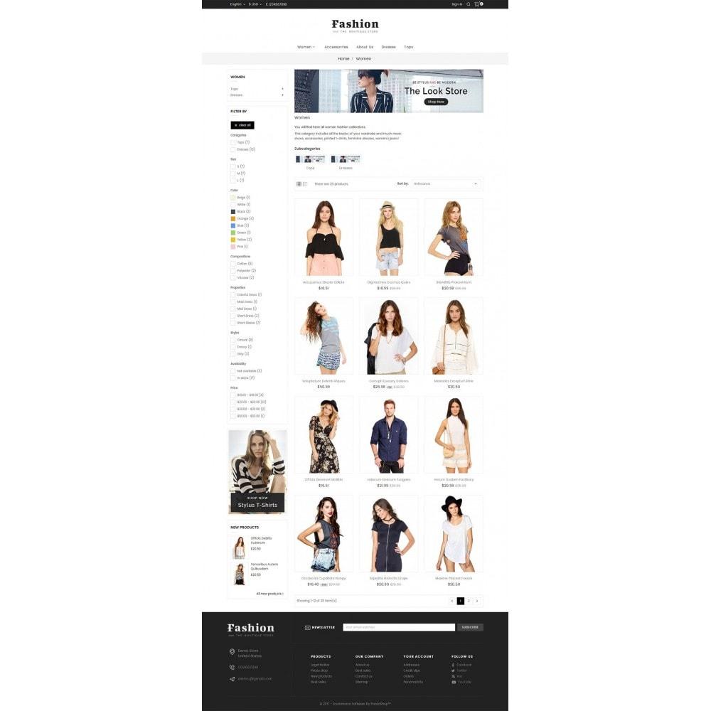 theme - Moda & Calzature - Fashion Apparels - 4