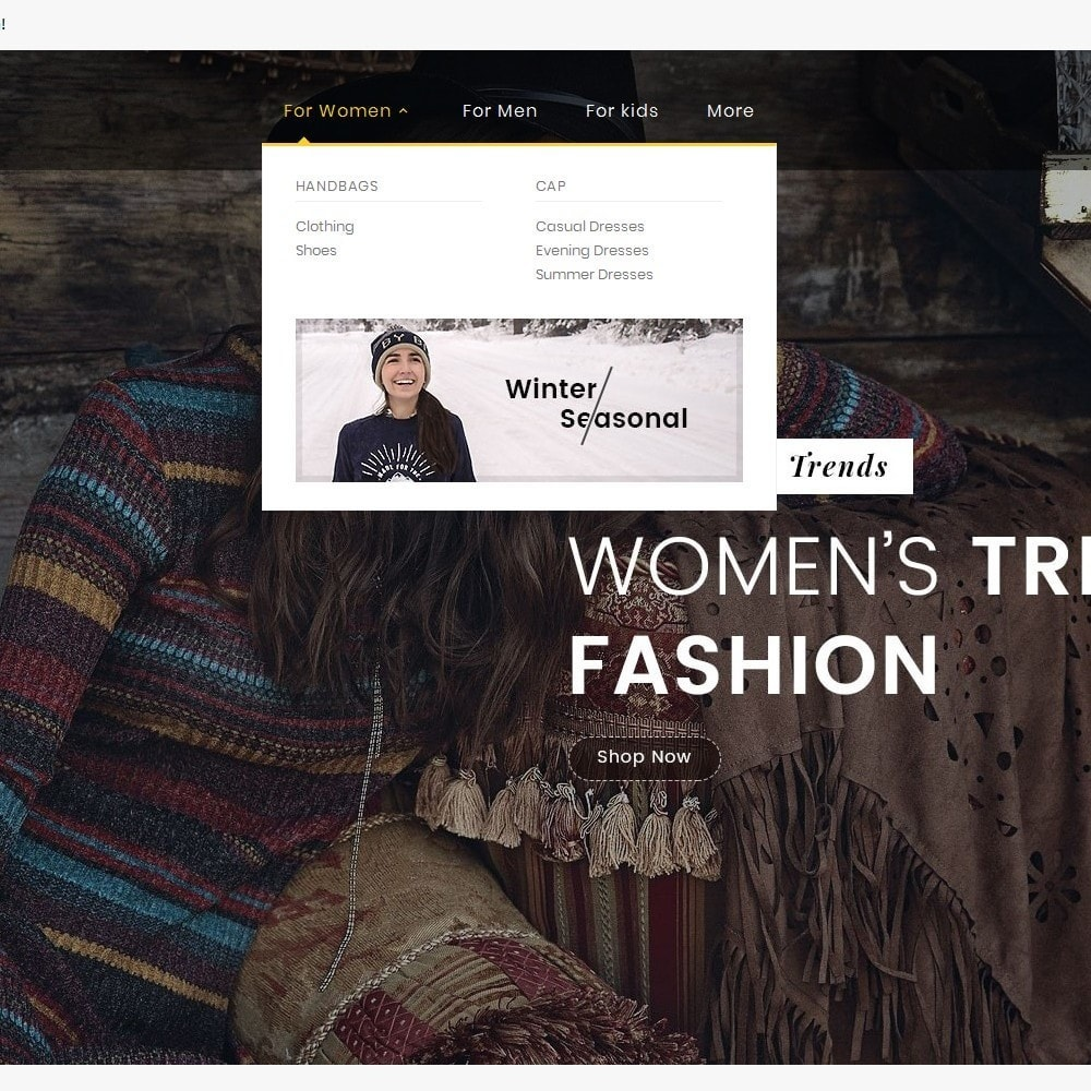 theme - Mode & Chaussures - Era Fashion Store - 9
