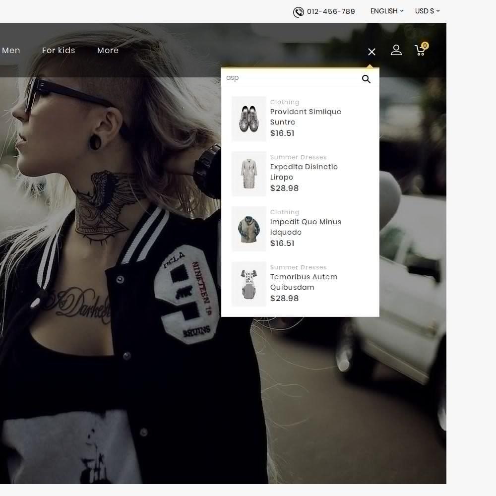 theme - Moda y Calzado - Era Fashion Store - 10