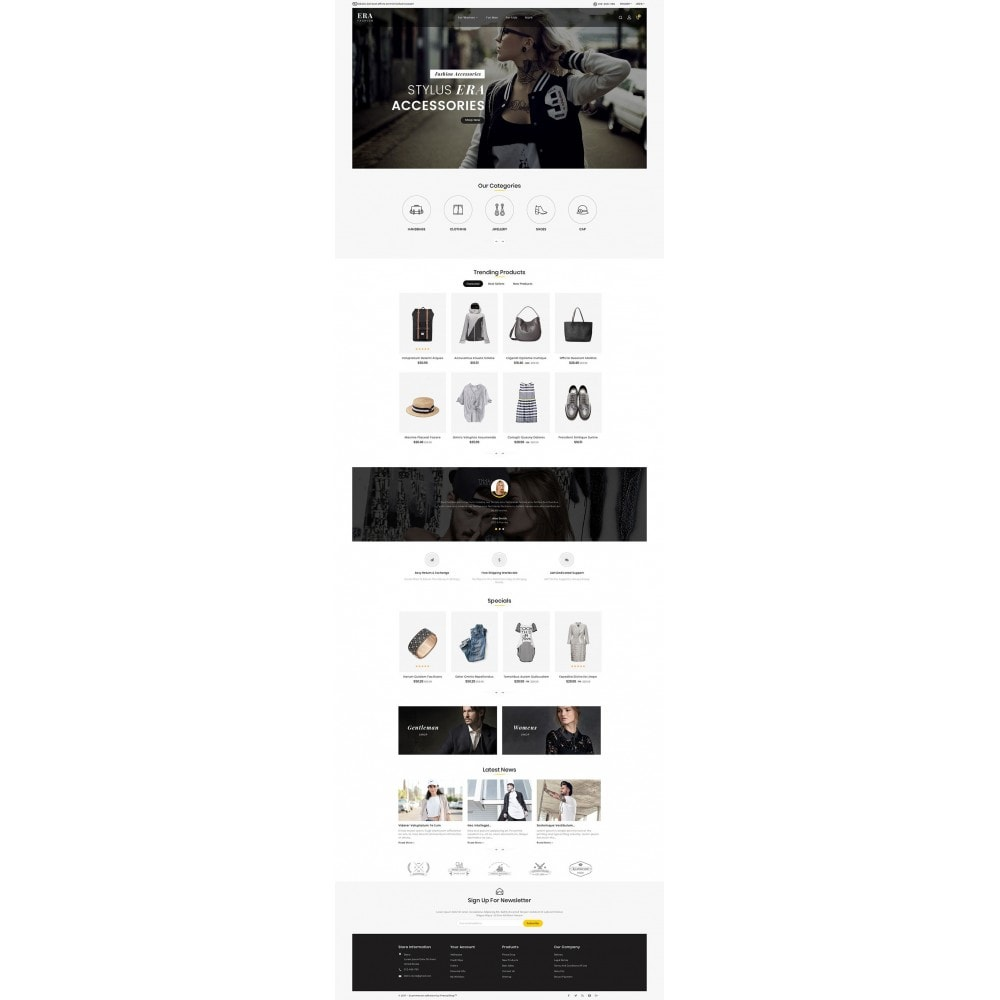 theme - Mode & Schuhe - Era Fashion Store - 3