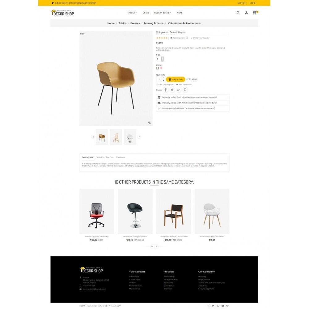 theme - Hogar y Jardín - Decor Furniture Shop - 6