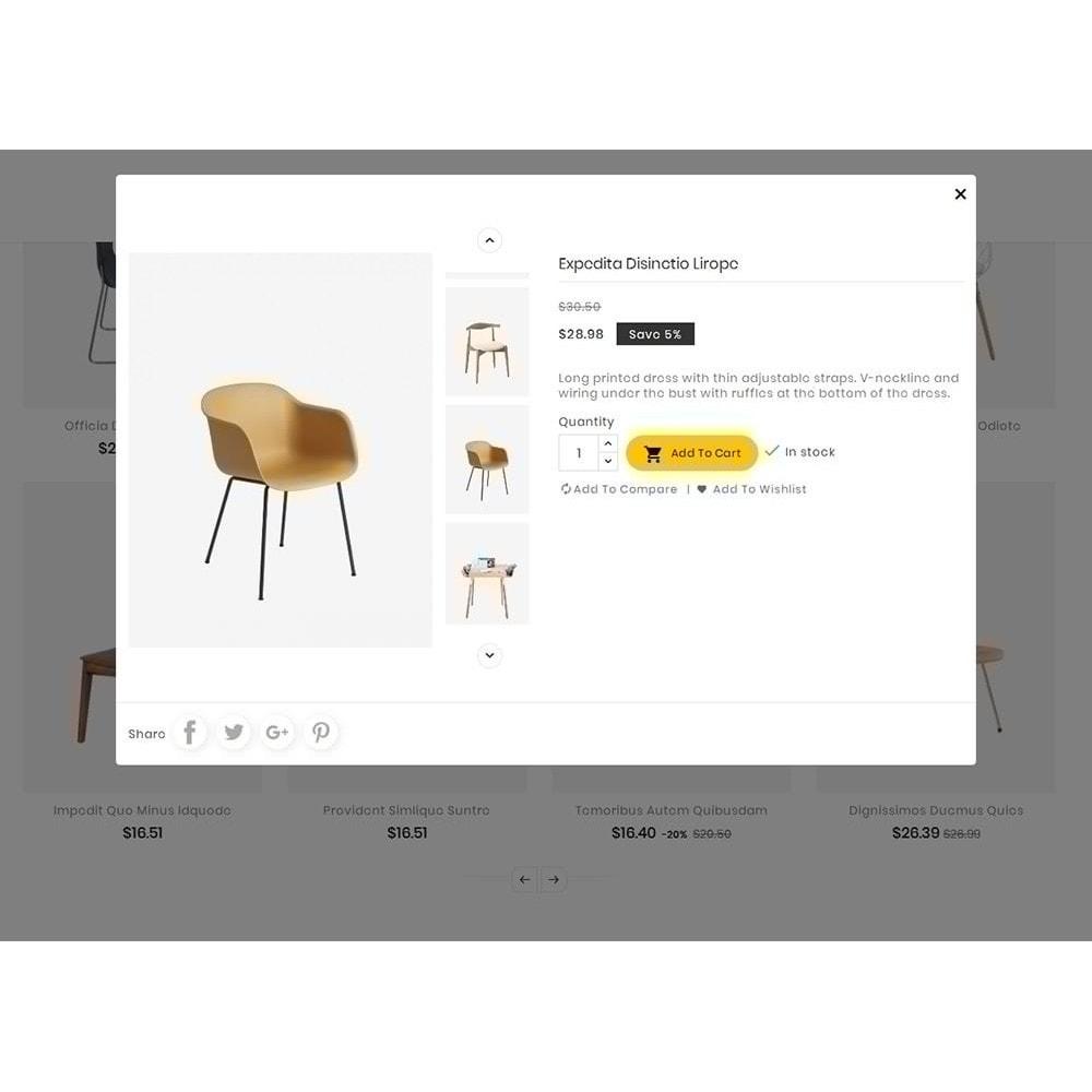theme - Hogar y Jardín - Decor Furniture Shop - 8