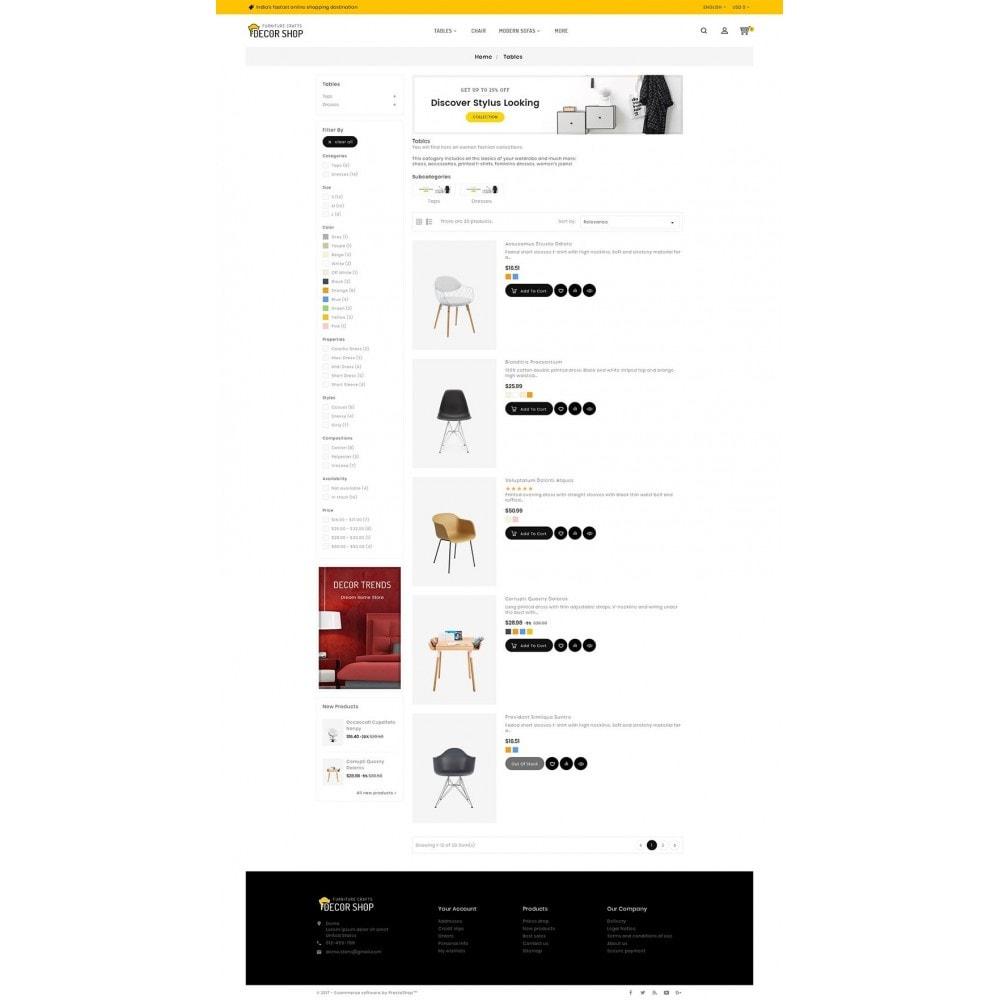 theme - Heim & Garten - Decor Furniture Shop - 5