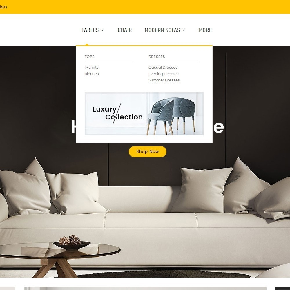 theme - Casa & Giardino - Decor Furniture Shop - 9