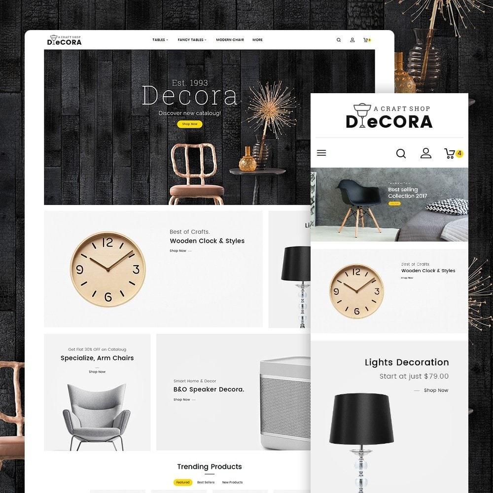 theme - Maison & Jardin - Decor Crafts - 2