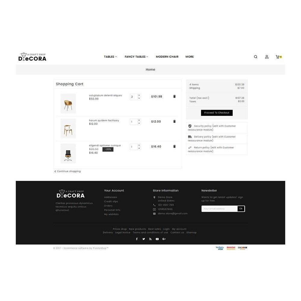 theme - Casa & Giardino - Decor Crafts - 7