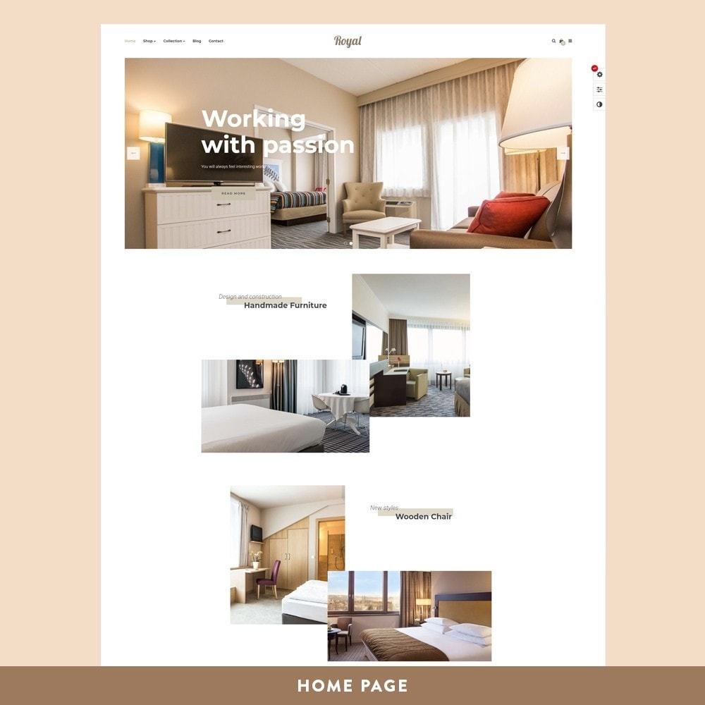 theme - Maison & Jardin - Ap Royal - 3