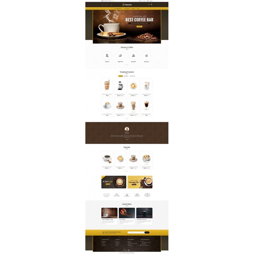theme - Boissons & Tabac - Coffee Cappuccino - 4