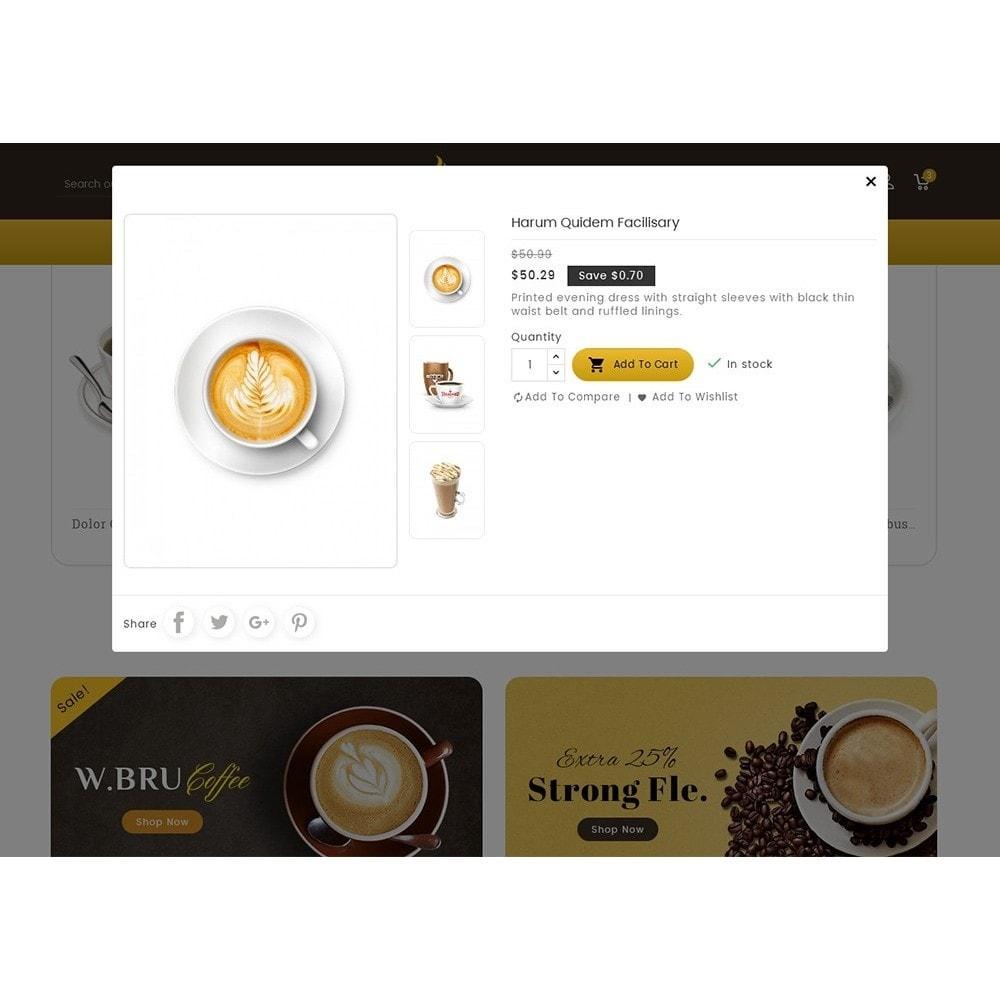 theme - Boissons & Tabac - Coffee Cappuccino - 8