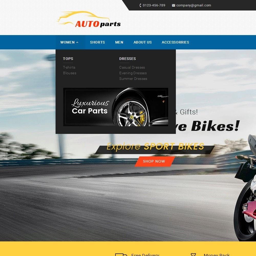 theme - Auto & Moto - Auto Parts - 9