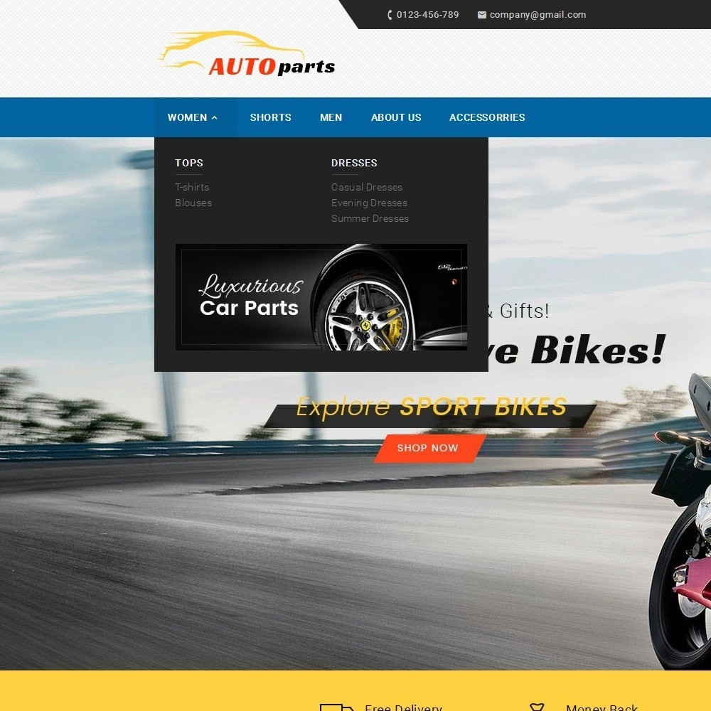 theme - Autos & Motorräder - Auto Parts - 9