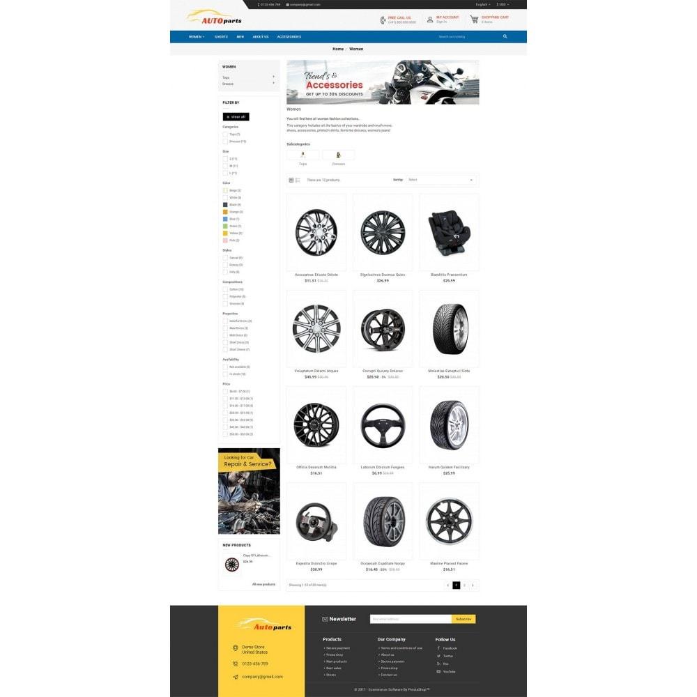 theme - Coches y Motos - Auto Parts - 4