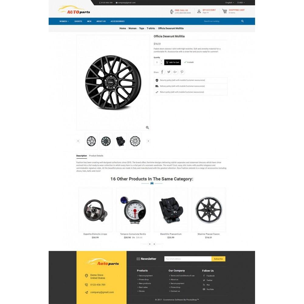 theme - Coches y Motos - Auto Parts - 6