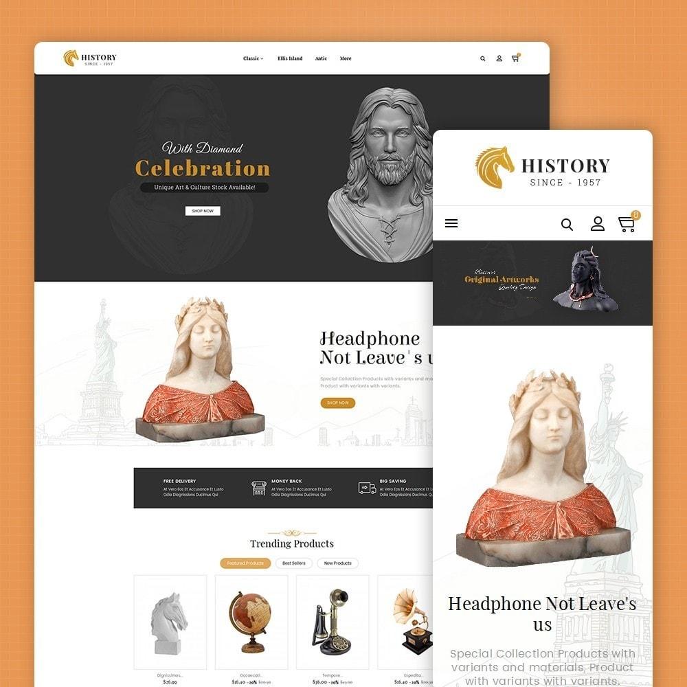 theme - Art & Culture - Antique Statue Art - 2