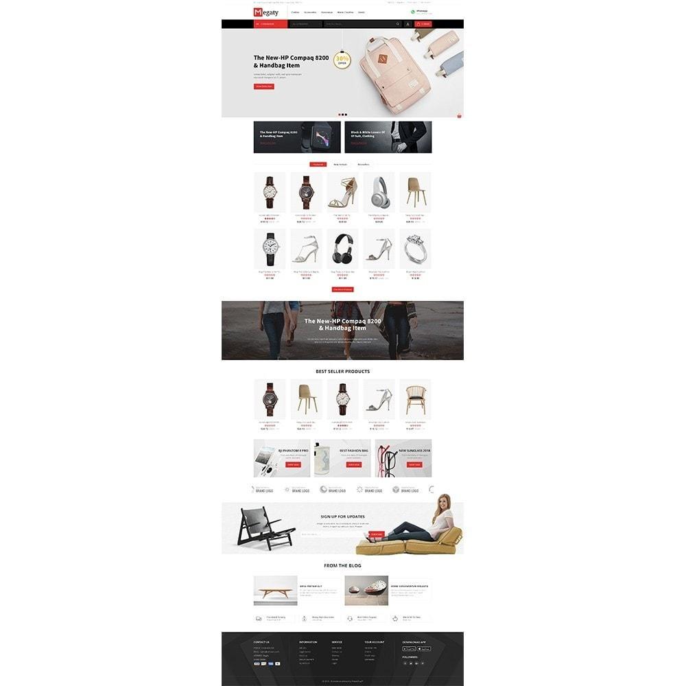 theme - Мода и обувь - Megaty Store - 2