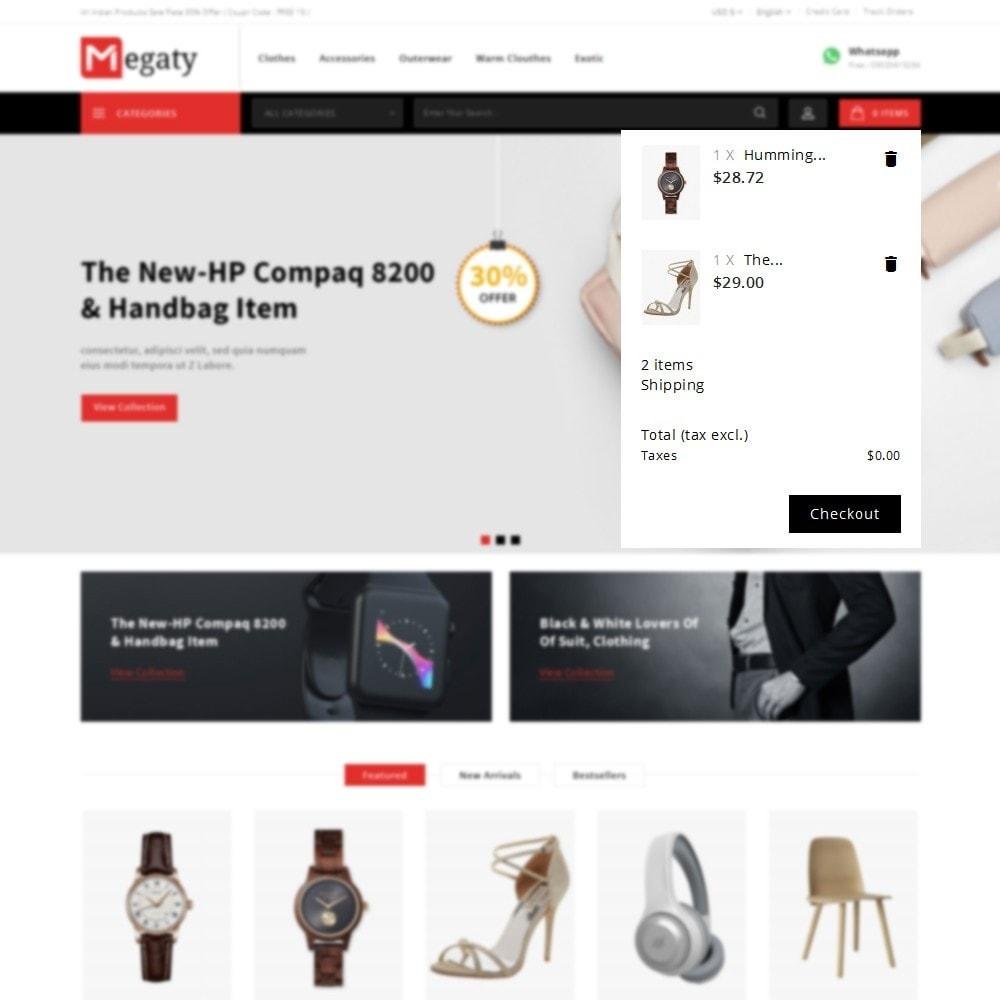 theme - Мода и обувь - Megaty Store - 8