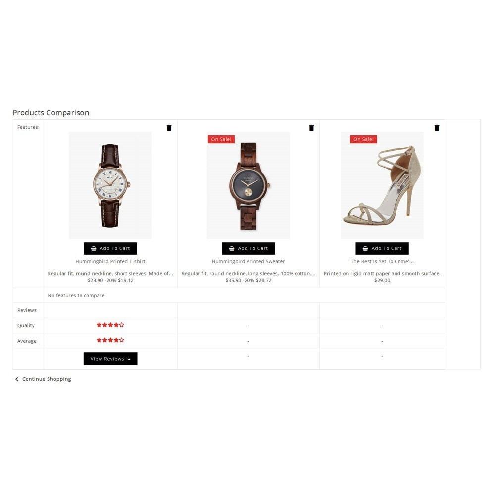 theme - Мода и обувь - Megaty Store - 9