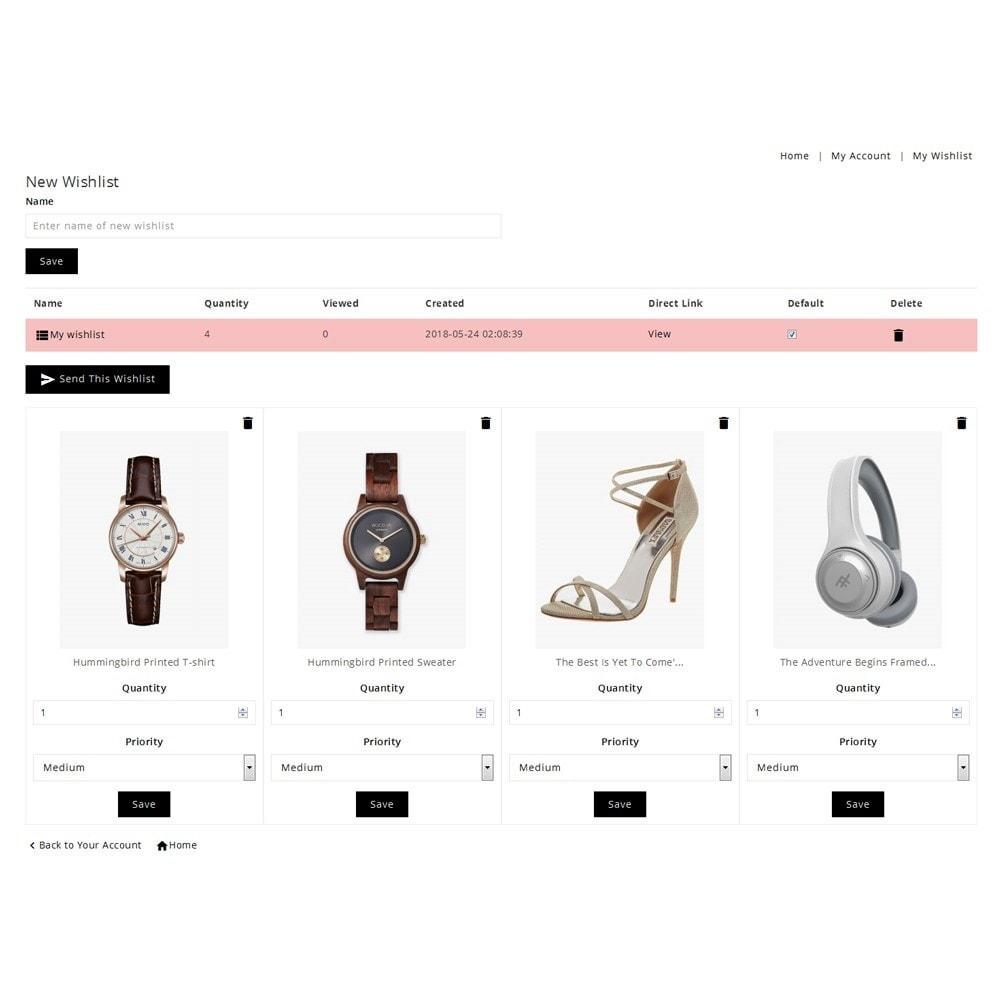 theme - Мода и обувь - Megaty Store - 10