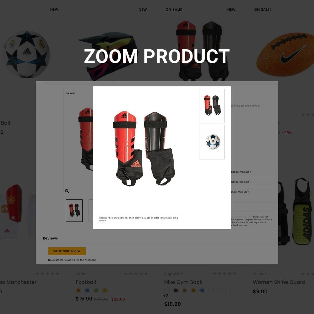 theme - Deportes, Actividades y Viajes - Fifa Club Sports and Accessories Store - 6