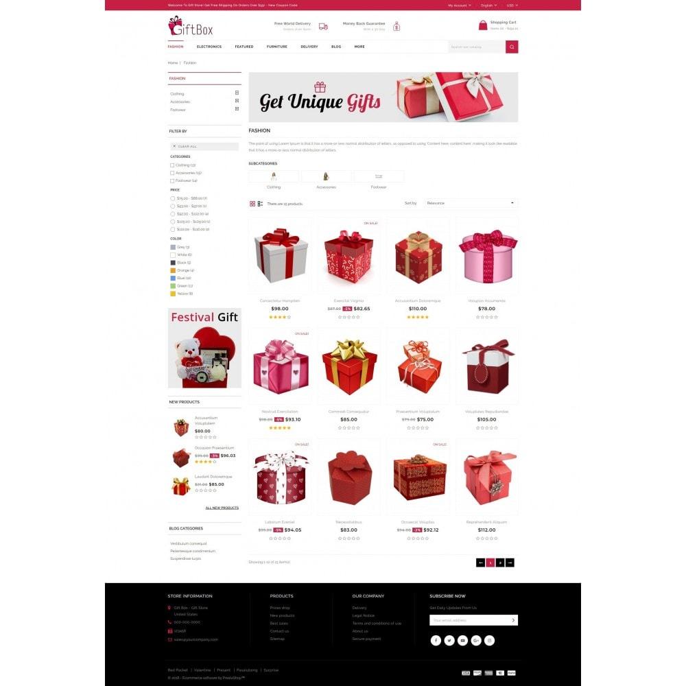 theme - Подарки, Цветы и праздничные товары - Gift Box - 3