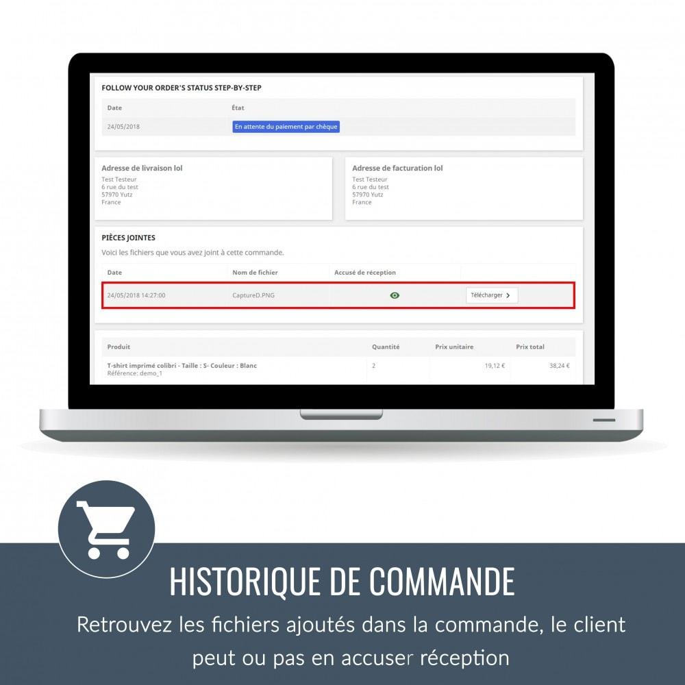 module - Service Client - Sharebox: Partage de fichier fun ! - 5