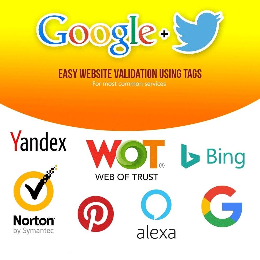 module - Естественная поисковая оптимизация - Google Rich Snippets (Cards) LD + JSON + Twitter - 2