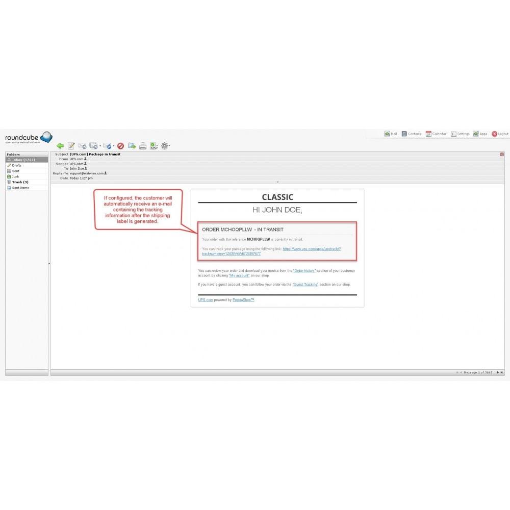 module - Przygotowanie & Wysyłka - UPS.com: shipping rates + shipping label printing - 26