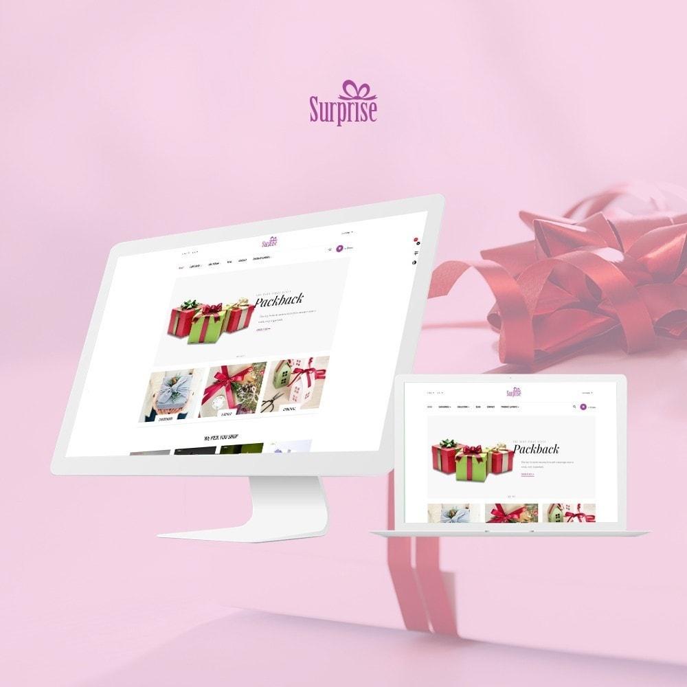 theme - Presentes, Flores & Comemorações - Ap Surprise - 1