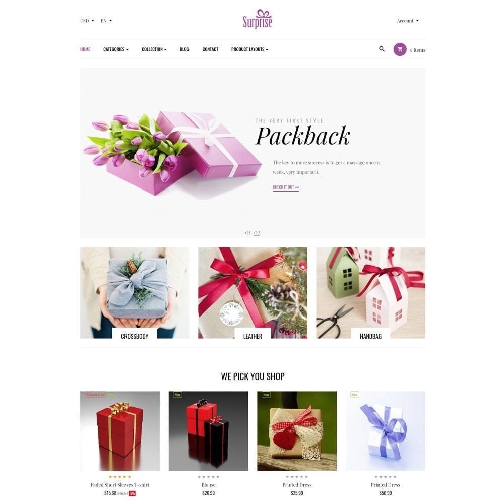 theme - Cadeaus, Bloemen & Gelegenheden - Ap Surprise - 2