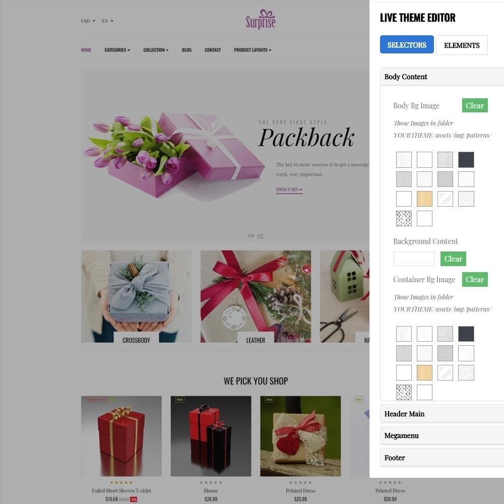 theme - Cadeaus, Bloemen & Gelegenheden - Ap Surprise - 4