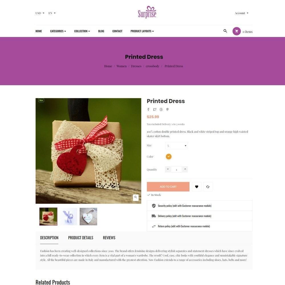 theme - Cadeaus, Bloemen & Gelegenheden - Ap Surprise - 6