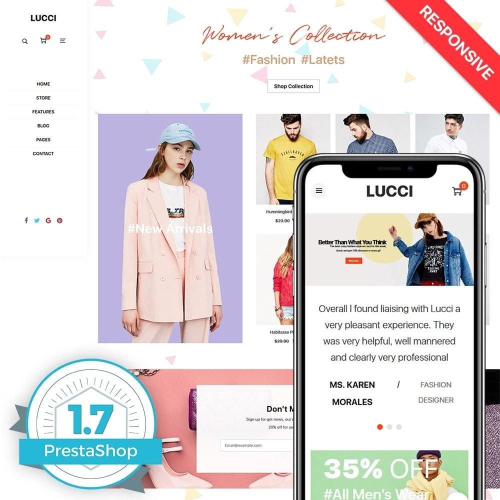 theme - Fashion & Shoes - Lucci - 1