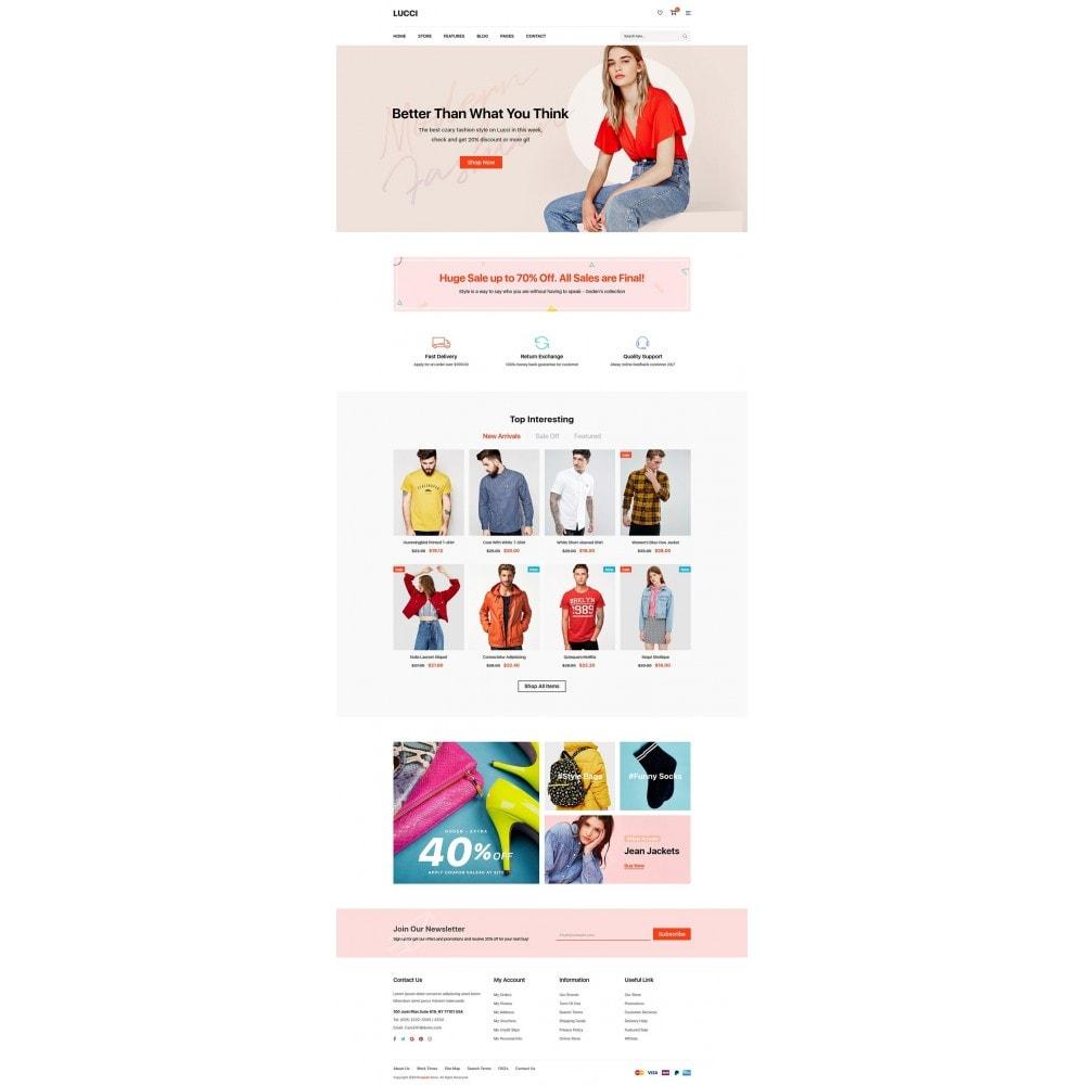 theme - Fashion & Shoes - Lucci - 6