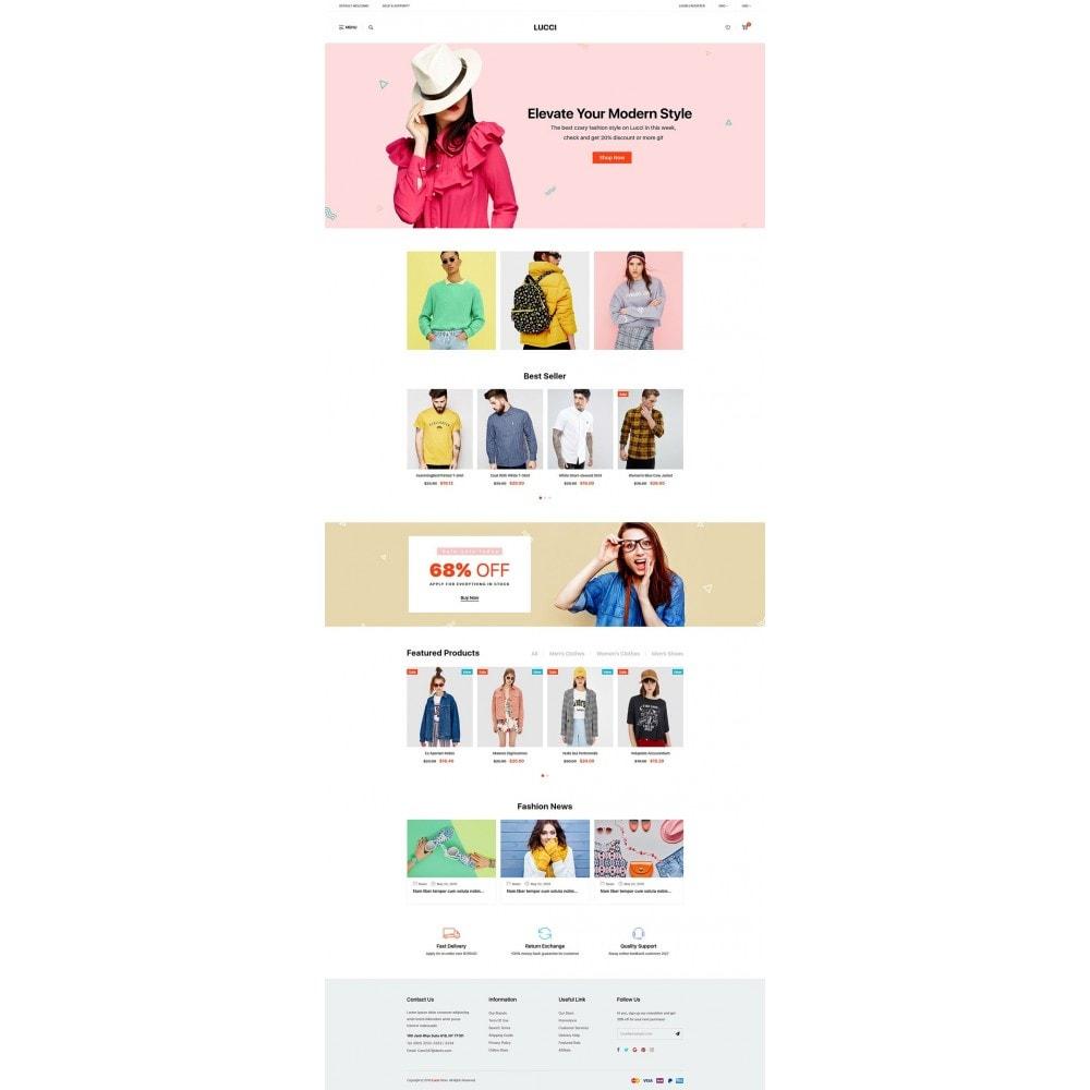 theme - Fashion & Shoes - Lucci - 7