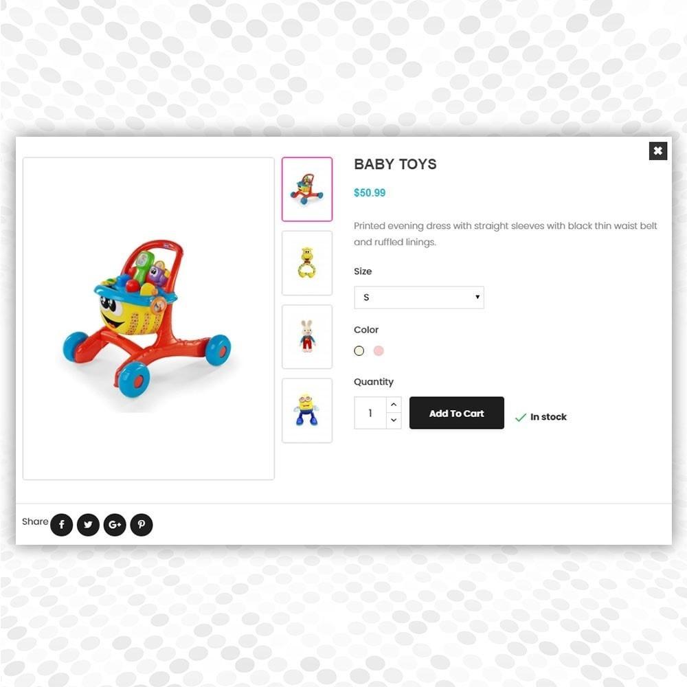 theme - Дети и Игрушки - Магазин игрушек - 7