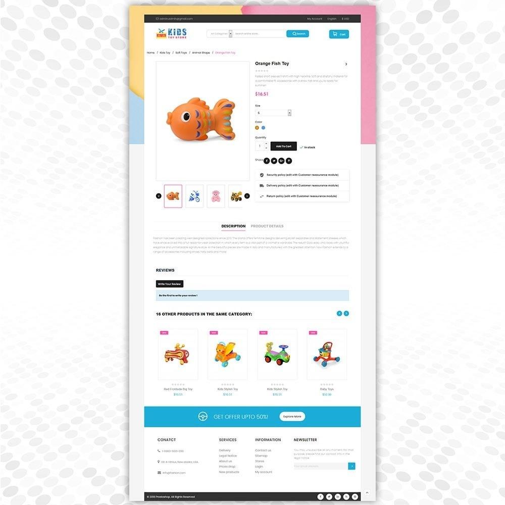 theme - Kinderen & Speelgoed - Speelgoedwinkel - 6