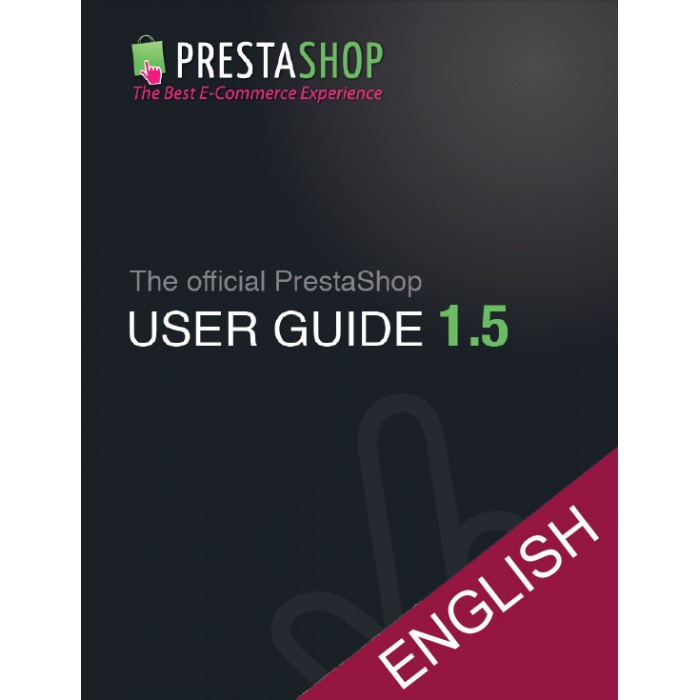 other - Guía del usuario - PrestaShop 1.5  Guía del usuario - 1