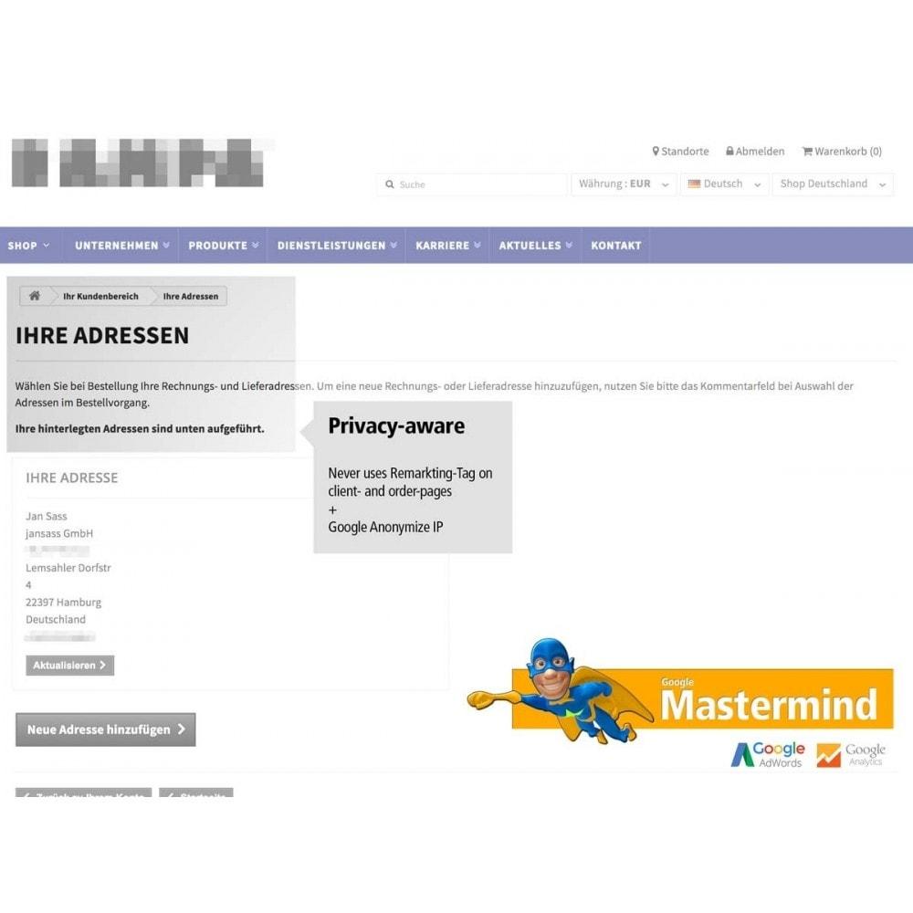 module - Analysen & Statistiken - Google Mastermind - 2