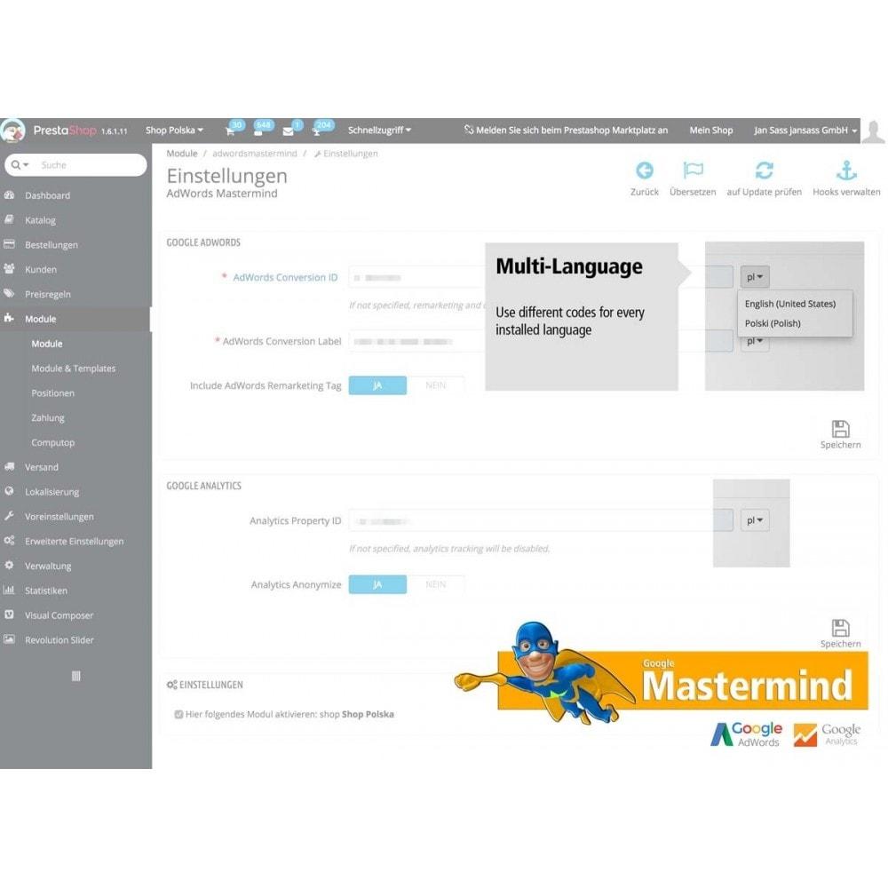 module - Analysen & Statistiken - Google Mastermind - 4